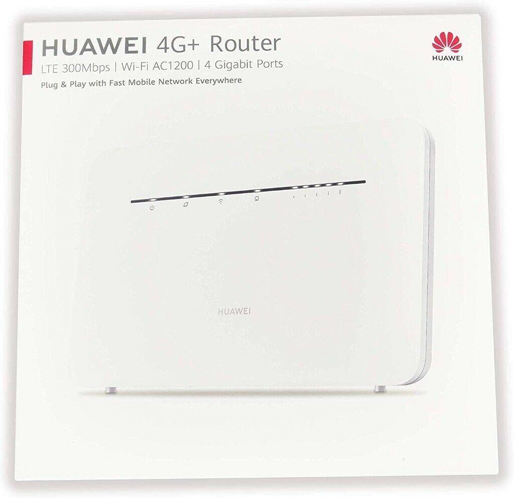 Коробка Huawei B535
