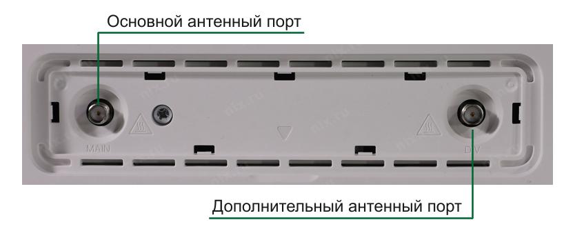 Антенные разъемы Huawei B535