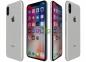 Смартфон Apple iPhone X 64GB Silver CDMA (A1865) 2