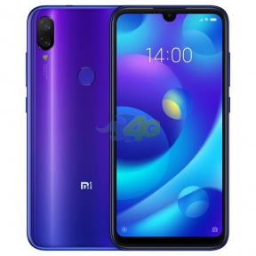 Смартфон Xiaomi Mi Play 4/64Gb Blue