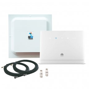 Комплект беспроводного 3G/4G интернета