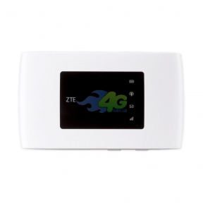 Мобильный 3G/4G WiFi роутер ZTE MF920u White (русское меню + MOD прошивка) смена IMEI
