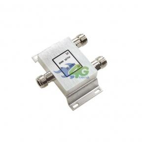 Розгалужувач сигналу (спліттер) 1 in 2 out N-типу 380-2500 МГц