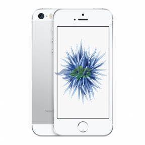 Смартфон Apple iPhone SE 64Gb Silver CDMA (A1662)