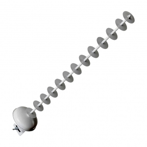 Антенна 3G/4G LTE направленная R-Net Стрела MIMO (Пушка Премиум) с усилением 2 x 20 dBi (1700-2170 МГц)