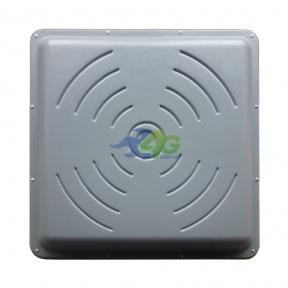 Антена 4G LTE MIMO панельна R-Net посиленням 2 x 15 dBi (1700-2700 МГц)(копия)