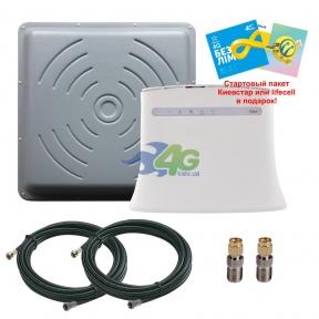 Комплект беспроводного 3G/4G интернета InterGSM Maximum 1