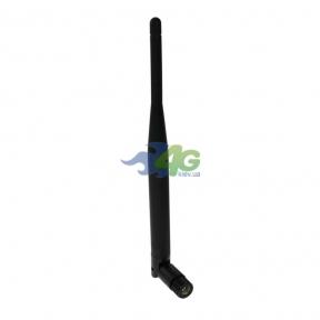 Антенна WiFi всенаправленная 2,4 ГГц усилением 5 dBi (для WiFi роутеров)