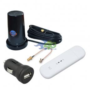 Автомобильный WiFi комплект 4G интернета
