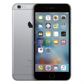 Смартфон Apple iPhone 6s Plus 128Gb Space Gray CDMA (A1687)
