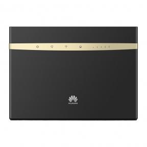 Стаціонарний 4G роутер Huawei B525s-23a (Black)