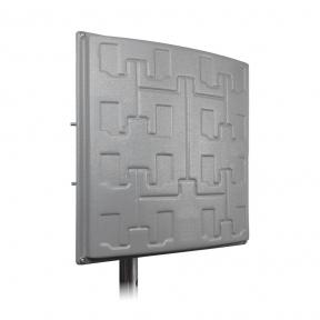 Панельна 3G/4G LTE антена Сарма посиленням 19 dBi 1700-2600 МГц (Київстар, Vodafone, Lifecell)