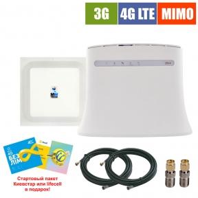 Комплект беспроводного 3G/4G интернета InterGSM Home Internet Z2