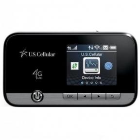 Мобільний 3G роутер ZTE MF96U