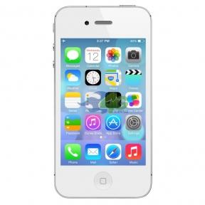 Смартфон Apple iPhone 4 White CDMA (A1349)