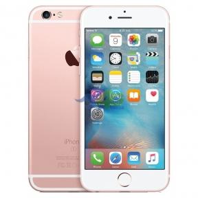 Смартфон Apple iPhone 6s Plus 128Gb Rose Gold CDMA (A1687)