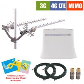 Комплект беспроводного 3G/4G интернета InterGSM Home Internet Z3