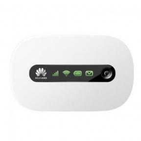 Мобільний 3G роутер Huawei E5220