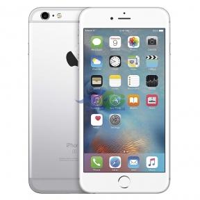 Смартфон Apple iPhone 6s Plus 128Gb Silver CDMA (A1687)