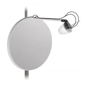 Параболічна 3G/4G LTE MIMO антена Ольхон посиленням 2 х 30 dBi 1700 - 2700 МГц (Київстар, Vodafone, Lifecell)