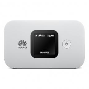 Мобильный 4G роутер Huawei E5577Cs-321 (White)