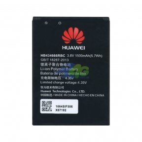 Акумулятор Huawei HB434666RBC (1500 mAh) Original