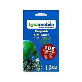 Стартовый пакет LycaMobile (Netherlands)