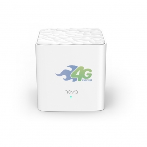 WiFi маршрутизатор Tenda MW3 Nova Mesh (3 Cube)