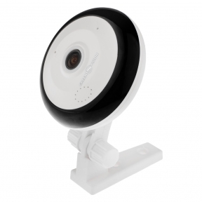 Беспроводная Wi-Fi IP видеокамера GreenVision GV-090-GM-DIG20-10 360 1080p
