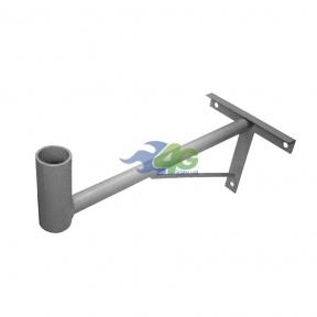 Кронштейн для кріплення зовнішньої 3G/4G антени (сірий)