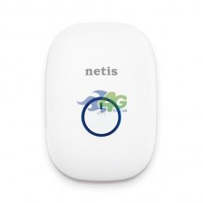 Ретранслятор WiFi Netis E1+ White