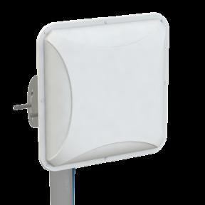 Антенна 3G/4G LTE панельная Antex Petra Broad Bend усилением 15 Дб (1700 - 2700 МГц)