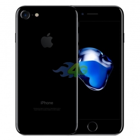Смартфон Apple iPhone 7 128Gb Jet Black CDMA (A1660)