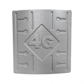Панельная 3G/4G LTE антенна RunBit MIMO усилением 2 x 18 dBi 1700-2600 МГц (Киевстар, Vodafone, Lifecell)