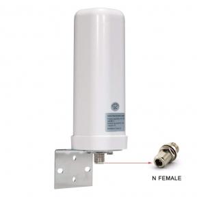 Всеспрямована зовнішня антена 2G/3G/4G Lysignal посиленням 9 Дб 700-2700 МГц (Київстар, Vodafone, Lifecell)