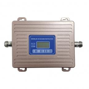 Підсилювач сигналу InterGSM DualBand Model 850 2G 4G 900/1800 МГц