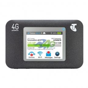 Мобільний 4G роутер Netgear AC782s