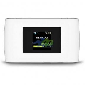 Мобильный 3G/4G WiFi роутер ZTE MF920VS (White)
