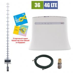 Комплект беспроводного 3G/4G интернета InterGSM Home Internet Z5