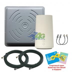 Комплект беспроводного 3G/4G интернета InterGSM Maximum 3