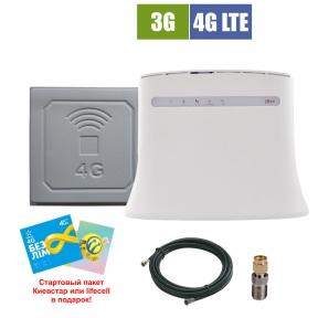 Комплект беспроводного 3G/4G интернета InterGSM Home Internet Z1