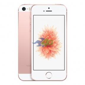 Смартфон Apple iPhone SE 32Gb Rose Gold CDMA (A1662)
