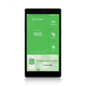Мобильный 4G LTE WiFi роутер GlocalMe G4 Pro (Black)