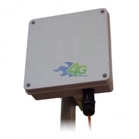 Антенный бокс OB-M14V2 2 x 15 dBi MIMO с 4G LTE модемом и встроенный WiFi PoE роутером