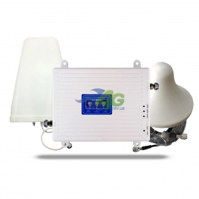 Комплект усиления мобильной связи 2G GSM и 3G/4G интернета InterGSM
