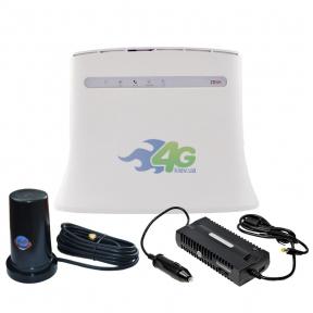 Комплект 4G интернета в автобус