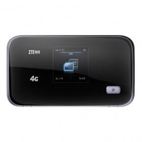 Мобільний 4G роутер ZTE MF93d