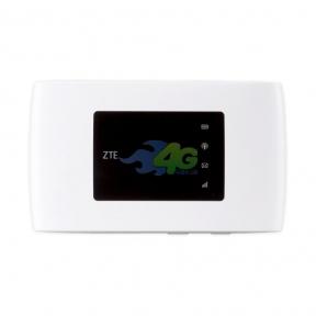 Мобильный 3G/4G WiFi роутер ZTE MF920u (White)
