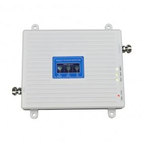 Усилитель сигнала InterGSM TriBand Model 990 2G 3G 4G 900/1800/2100 МГц