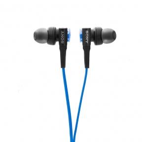Наушники Sony MDR-XB50AP Extra Bass (Blue)